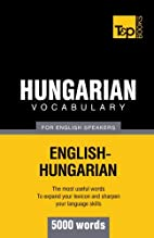 Hungarian vocabulary for English speakers -…