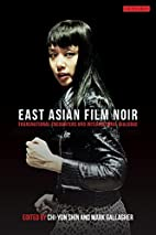 East Asian Film Noir