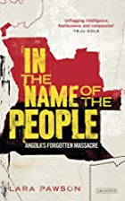 In the Name of the People: Angola's…