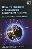 Michael Barry: Research Handbook of Comparative Employment Relations (New Horizons in Management Series)