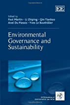 Environmental Governance and Sustainability…