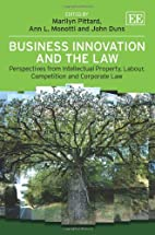 Business Innovation and the Law:…