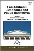 Constitutional Economics and Public…