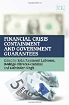 Financial Crisis Containment and Government…