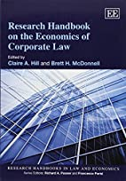 Research Handbook on the Economics of…