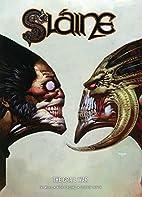 Sláine: The Grail War by Pat Mills
