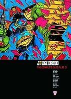 Judge Dredd: Complete Case Files Vol. 21 by…
