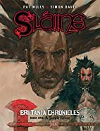 Slaine Brutania Chronicles by Pat Mills