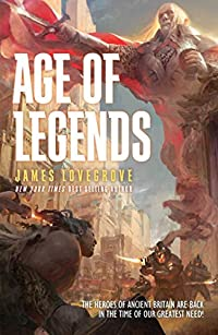 Age of Legends cover