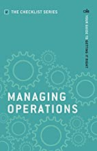 Managing Operations: Your Guide to Getting…