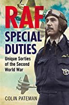 RAF Special Duties: Unique Missions of the…