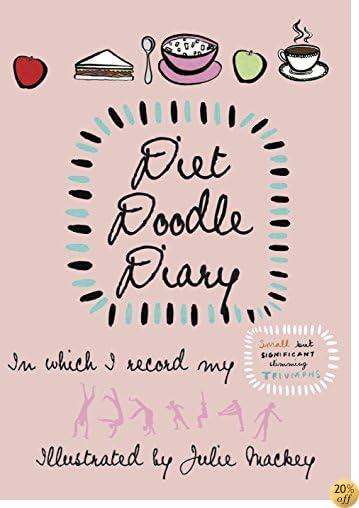 Diet Doodle Diary (Life Canvas) (Diet Doodle Book)