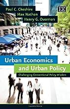 Urban Economics and Urban Policy:…