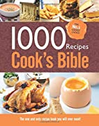 Cook's Bible (1000 Recipes) by Igloo Books…