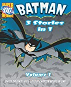 Batman 3 Stories in 1: Volume-1 (Curious…