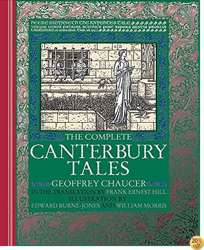 TComplete Canterbury Tales: Slip-cased Edition