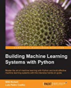 Building Machine Learning Systems with…