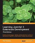 Learning Joomla! 3 Extension…