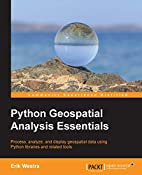 Python GeoSpatial Analysis Essentials by…