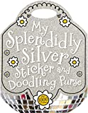 Make Believe Ideas: My Splendidly Silver Sticker and Doodling Purse