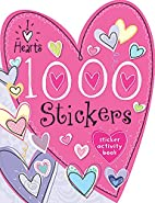 1000 Stickers I Love Hearts by Thomas Nelson
