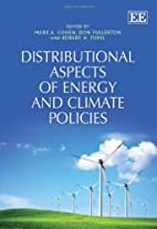 Distributional Aspects of Energy and Climate…