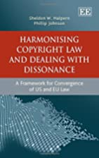 Harmonising Copyright Law and Dealing With…