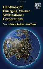 Handbook of Emerging Market Multinational…
