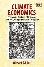 Climate Economics: Economic Analysis of…