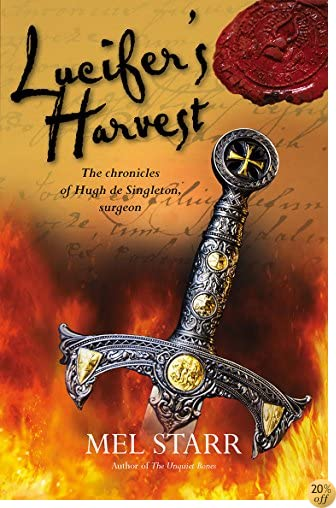 TLucifer's Harvest (The Chronicles of Hugh de Singleton, Surgeon)