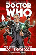 Four Doctors by Paul Cornell