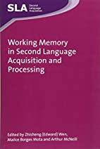 Working Memory in Second Language…