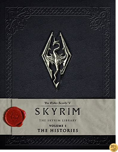 TThe Elder Scrolls V: Skyrim - The Skyrim Library, Vol. I: The Histories