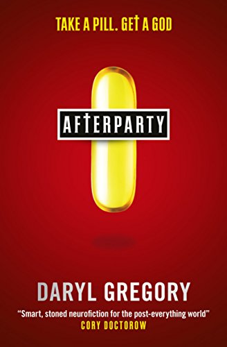 Cover of Afterparty by Daryl Gregory