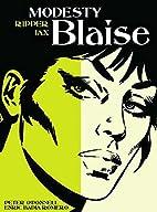 Modesty Blaise - Ripper Jax by Peter…