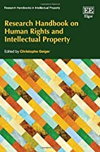 Research handbook on human rights and…