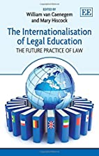 The Internationalisation of Legal Education:…