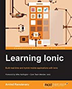 Learning Ionic - Build Hybrid Mobile…