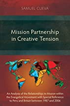Mission Partnership in Creative Tension by…