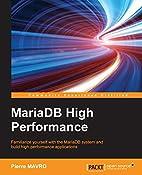 MariaDB High Performance by Pierre MAVRO
