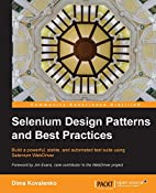 Selenium Design Patterns and Best Practices…