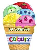 Ice Cream Fun: Colours by Arcturus…
