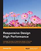 Responsive Design High Performance by Dewald…