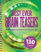 Best Ever Brain Teasers
