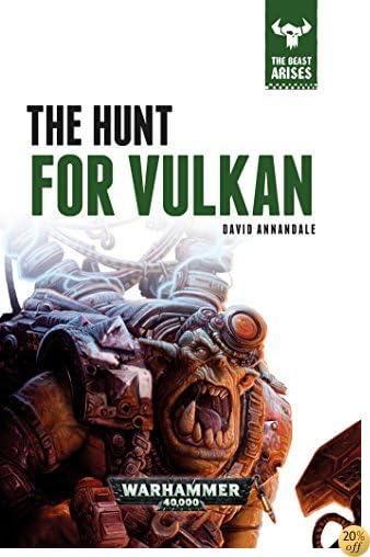 TThe Hunt for Vulkan (The Beast Arises)