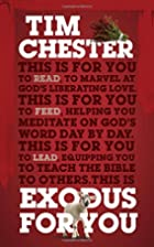 Exodus For You by Tim Chester