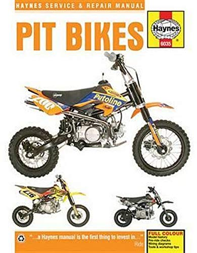 pit-bikes-haynes-service-repair-manual