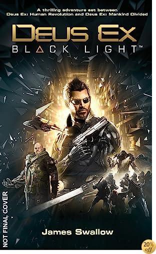 TDeus Ex: Black Light (Deus Ex: Mankind Divided prequel)