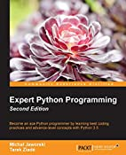 Expert Python Programming - Second Edition…