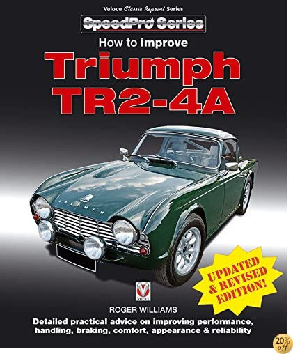 How to Improve Triumph TR2-4A (SpeedPro Series)